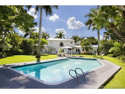 Miami Beach Single Family Home For Sale: 1515 W 22nd St