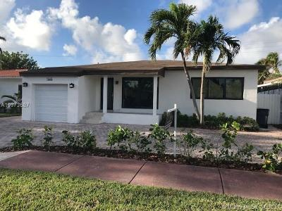 Miami Beach Single Family Home For Sale: 1565 Normandy Dr