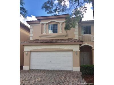Doral Single Family Home For Sale: 11356 NW 73rd Ter