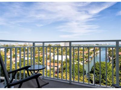 North Miami Condo For Sale: 2100 Sans Souci Blvd #C802