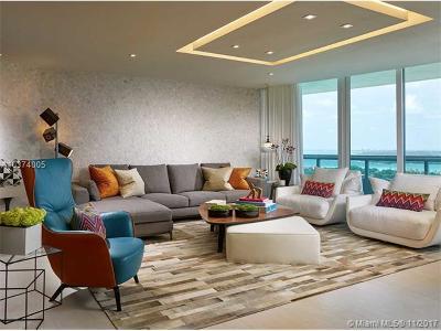 Miami Beach Condo For Sale: 1000 S Pointe Dr #2802
