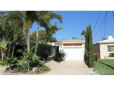 Surfside Single Family Home For Sale: 9140 Abbott Ave