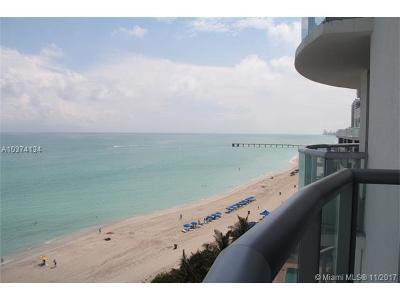 Sunny Isles Beach Condo For Sale: 17315 Collins Ave #1201