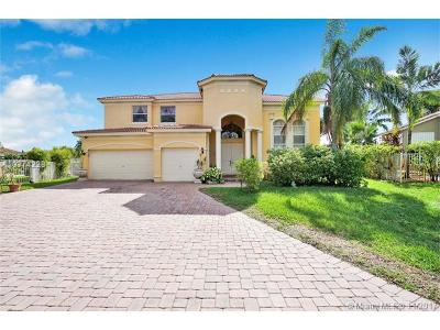 Miramar Single Family Home For Sale: 12840 SW 24