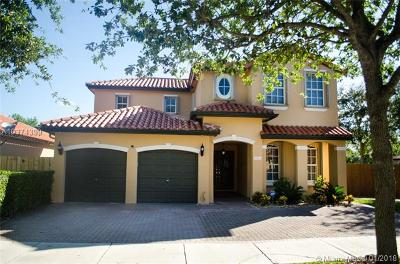 Single Family Home For Sale: 4001 SW 152nd Pl