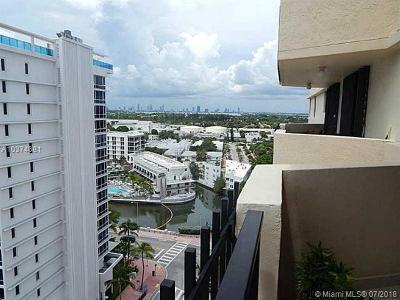 Miami Beach Condo For Sale: 2401 Collins Ave #1706