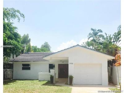 Miami Single Family Home For Sale: 3958 SW 62nd Ave