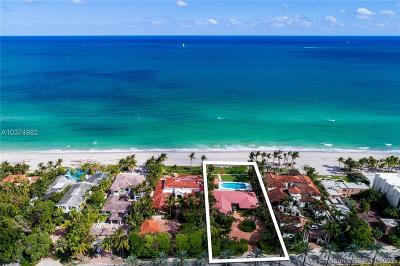 Golden Beach Rental For Rent: 649 Ocean Blvd