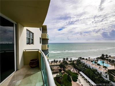Hollywood Condo For Sale: 3001 S Ocean Dr #1517