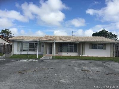 Fort Lauderdale Single Family Home For Sale: 2101 NE 51st Court