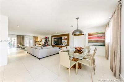 Key Biscayne Single Family Home For Sale: 271 Greenwood Dr