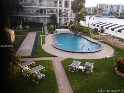 Hollywood Condo For Sale: 2400 S Ocean Dr #304