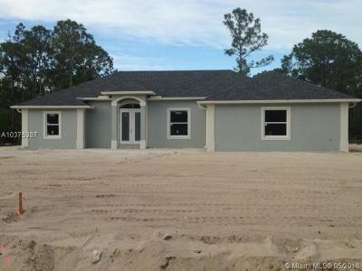 Palm Beach County Single Family Home For Sale: 13179 151st Ln