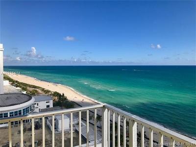 Miami Beach Condo For Sale: 5401 Collins Ave #1207
