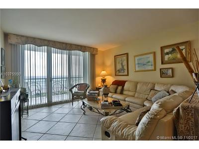 Miami Beach Condo For Sale: 5825 Collins Ave #7K