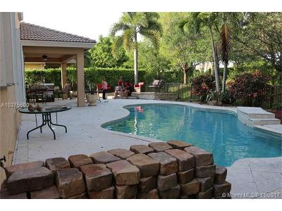 Miramar Single Family Home For Sale: 5101 SW 173rd Ave