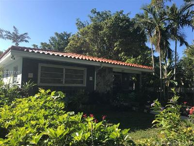 Coral Gables Single Family Home For Sale: 648 Minorca