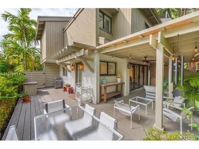 Coconut Grove Condo For Sale: 3177 Via Abitare Way #10