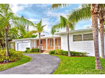 Miami Shores Single Family Home For Sale: 45 NW 103 St