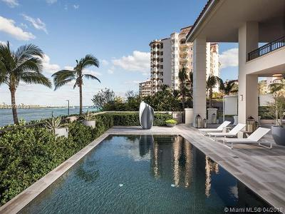Condo Sold: 7012 Fisher Island Dr #7012