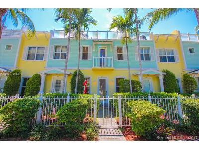 Fort Lauderdale Condo For Sale: 225 Lauderdale Trl #225