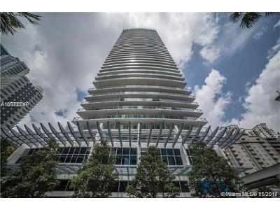 Condo For Sale: 1100 S Miami Ave #1611