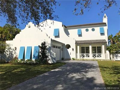 South Miami Single Family Home For Sale: 5951 SW 83 St.