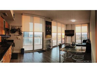 Miami Condo For Sale: 3470 E Coast Ave #H2005