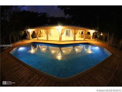 Pompano Beach Single Family Home For Sale: 2880 NE 23rd Ct