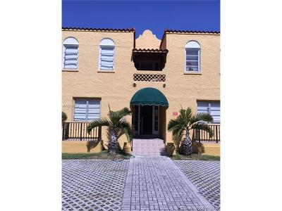 Coral Gables Multi Family Home For Sale: 931 Catalonia Ave