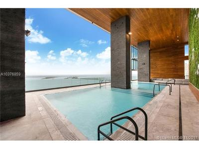 Condo For Sale: 1451 Brickell Ave #2702