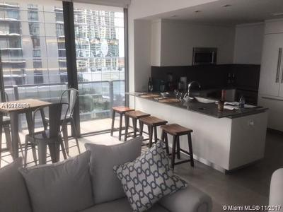 Miami Rental For Rent: 68 SE 6th St #1201