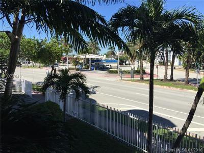 Miami Beach Condo For Sale: 2000 Biarritz Dr #207