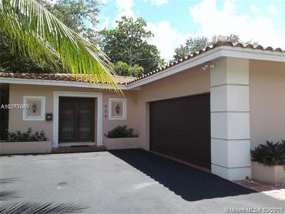 Coral Gables Single Family Home For Sale: 664 Bird Rd