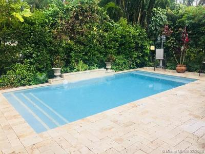 Coral Gables Single Family Home For Sale: 424 Sansovino Ave