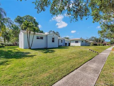 Miami Shores Single Family Home For Sale: 542 NE 107th St