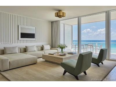 Surfside Condo For Sale: 9111 Collins #N811