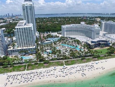 Miami Beach Condo For Sale: 4391 Collins Av #320