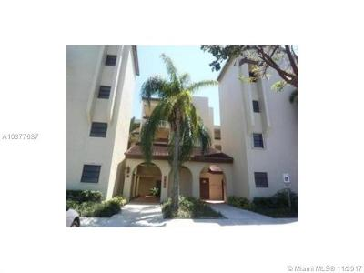Kendall Condo For Sale: 8933 SW 123 Ct #302