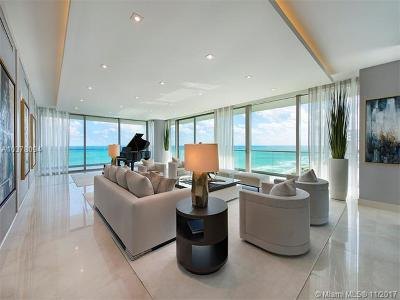 bal harbour Condo For Sale: 10201 Collins Ave #1801S