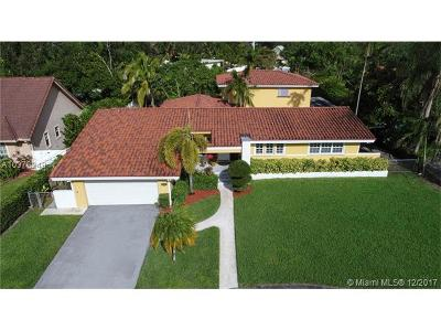 Biscayne Park Single Family Home For Sale: 10931 Griffing Blvd