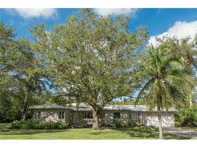 Coral Gables Residential Lots & Land For Sale: 4420 Palmarito St