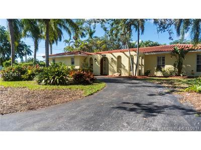 Palmetto Bay Single Family Home For Sale: 16780 SW 81st Ave
