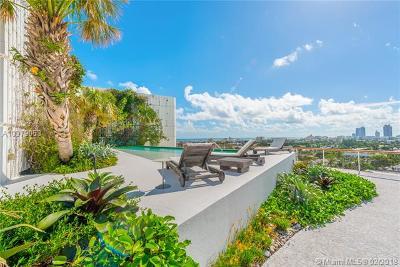 Miami Beach Condo For Sale: 1123 Lincoln Road #PH