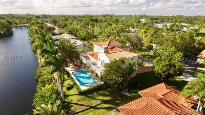 Coral Gables Single Family Home For Sale: 1400 Coruna Ave