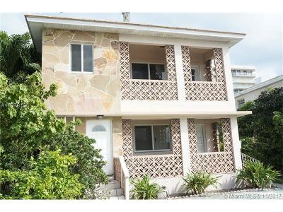 Surfside Multi Family Home For Sale: 8959 Harding Ave