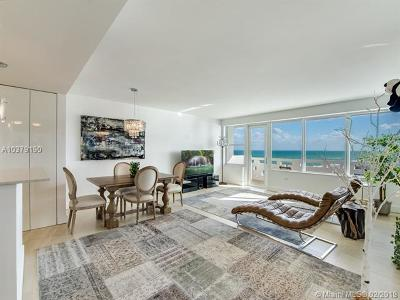 Hollywood Condo For Sale: 3111 N Ocean Dr #1209
