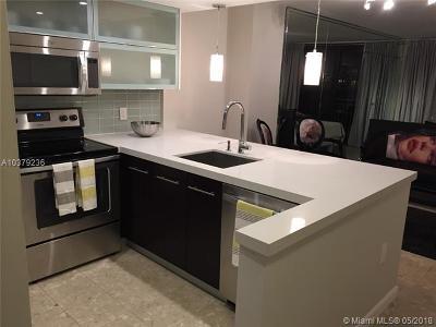 Miami Beach Condo For Sale: 1666 West Ave #502