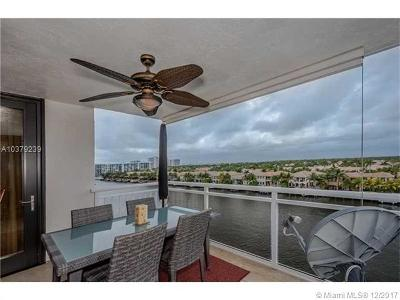Hollywood Condo For Sale: 1600 S Ocean Dr #7F