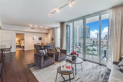 Crimson Condo, Crimson Miami, The Crimson, The Crimson Condo, The Crimson Condominium Condo For Sale: 601 NE 27th St #902